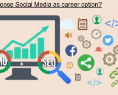 social media as career option