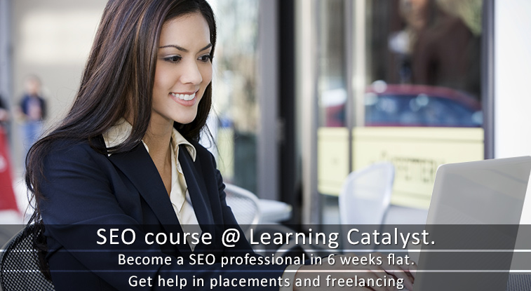 SEO course @ Learning Catalyst