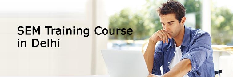 SEM Training Course in Delhi