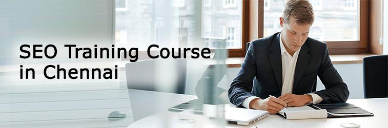 SEO Training Course in Chennai