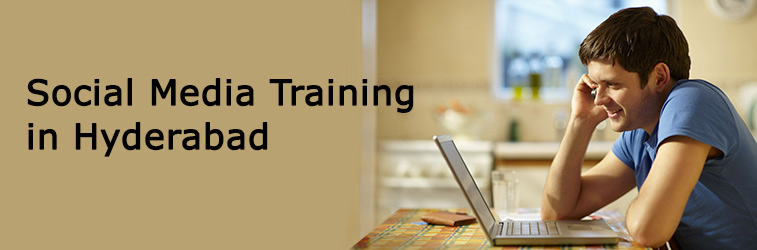 Social Media Training in Hyderabad