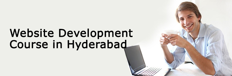 Website Development Course in Hyderabad