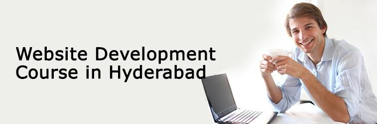 Website Development Course in Hyderabad