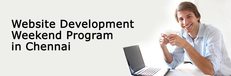 Website Development Program in Chennai