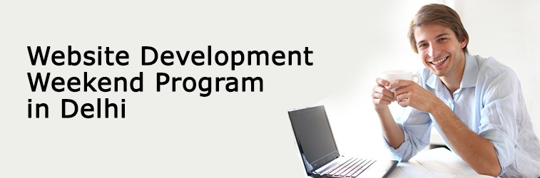 Website Development Program in Delhi