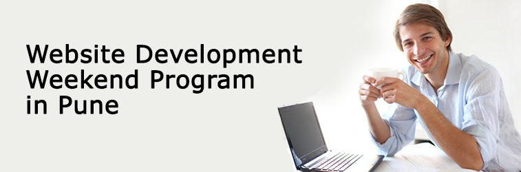Website Development Weekend Program in Pune