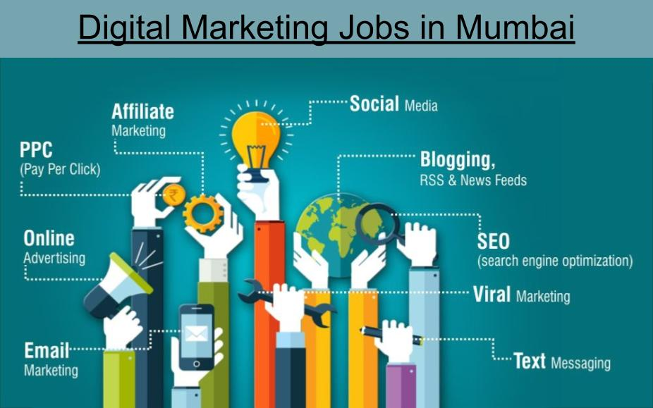 Digital Marketing Jobs in Mumbai