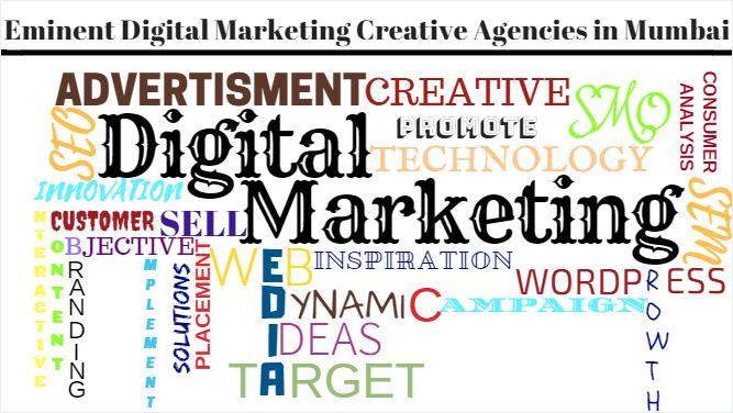 Eminent Digital Marketing Creative Agencies in Mumbai