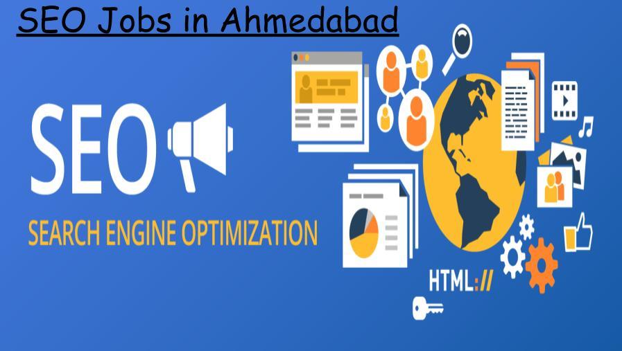 SEO Jobs in Ahmedabad