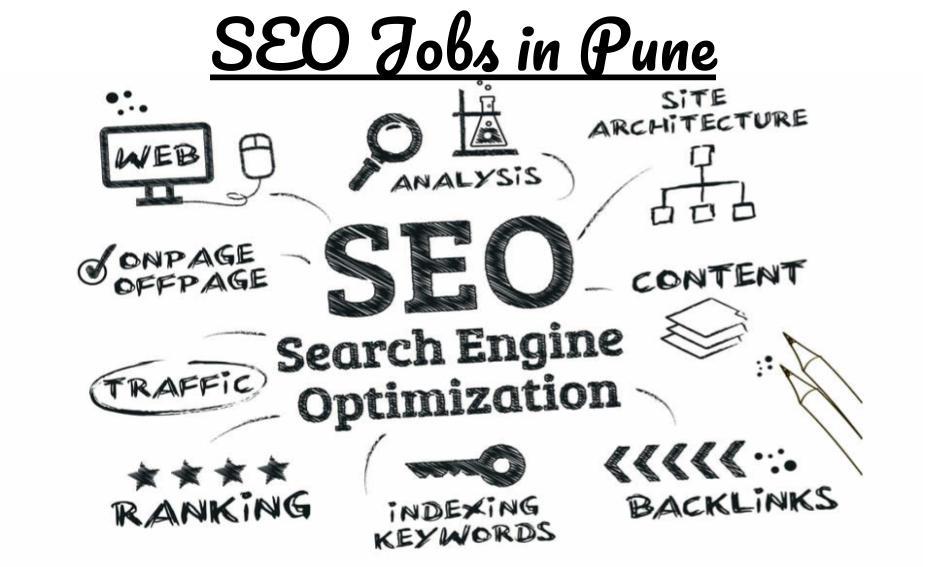 SEO Jobs in Pune