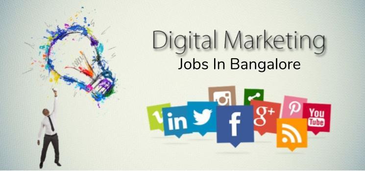 Top Digital Marketing Jobs in Bangalore