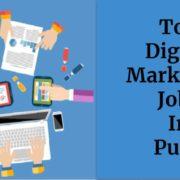 Top Digital Marketing Jobs in Pune