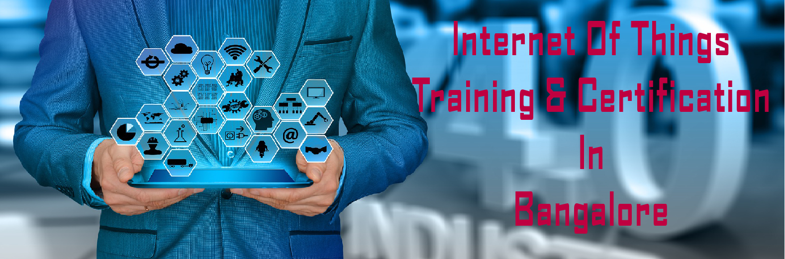 Internet of things Training and certification in Bangalore