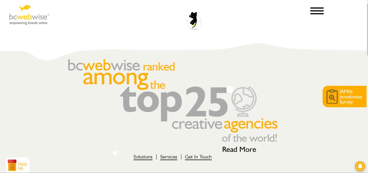 bcwebwise - Top Creative Digital Agency in Mumbai
