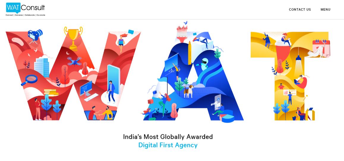 WAT Consult - Best Digital Marketing Agency in Mumbai