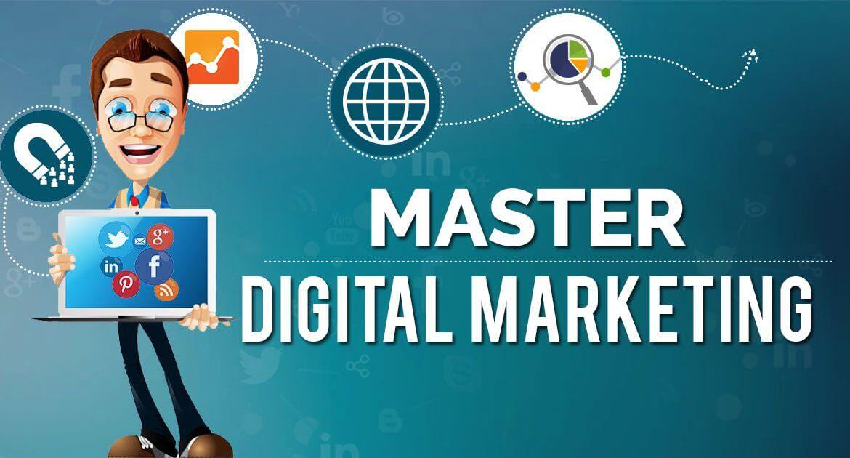 Master in Digital Marketing degree course in mumbai