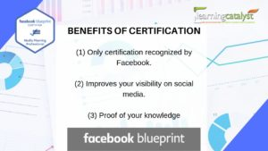 facebook certifications benefits