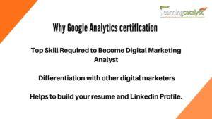 google analytics skills