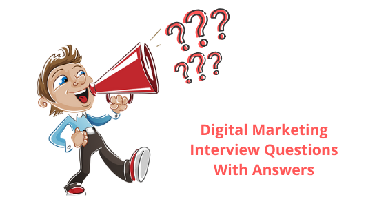 Basic digital marketing interview questions with answers