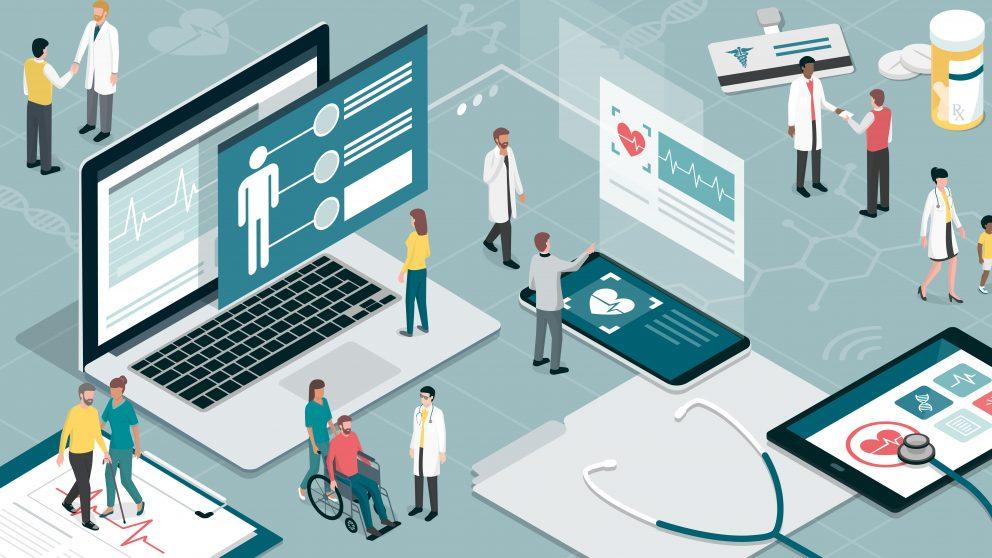 digitization in hospital